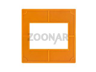 Photo frame for slide
