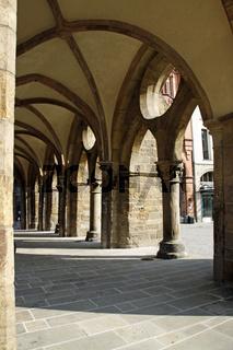 Altes Rathaus Minden (Arkaden)
