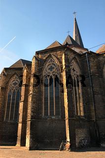 st. jakobskerk gent belgien