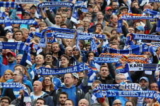 Fussball: 2. BL 15-16: 10. Sptg.: KSC vs SC Freiburg