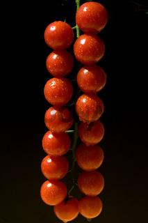 Cocktailtomaten, Cherry-Tomaten, Kirschtomaten,
