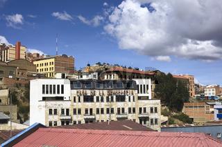 Casa de la Democracia (House of Democracy) in La Paz, Bolivia
