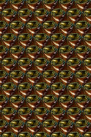 Brown Glass Abstract Fractal