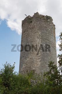 Burg Waxenberg im Mühlviertel - Aussichtsturm