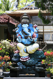 Ganesh is the god of India