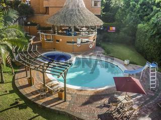 Hotel Swimming Pool in Medellin Colombia