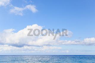 Blue Sky - Blue Sea