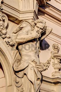 Jugendstil Architektur in Budapest