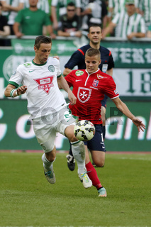 Ferencvaros vs. Videoton OTP Bank League football match
