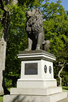 Isted-Lion in Flensburg
