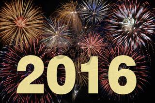 Neujahr und Silvester 2016