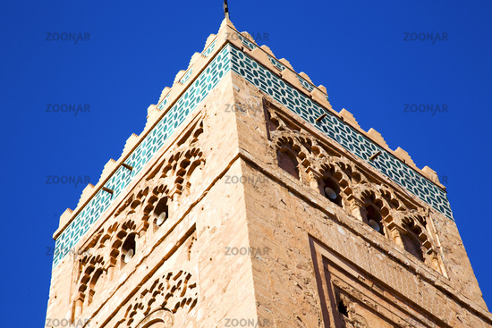 history in maroc africa      sky