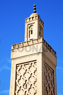 the history in maroc africa  minaret