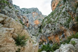 Gorropu Schlucht auf Sardinien