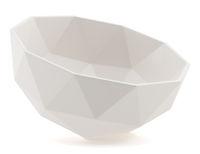 ceramic vase isolated on white background