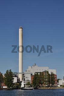 Heizkraftwerk Flensburg