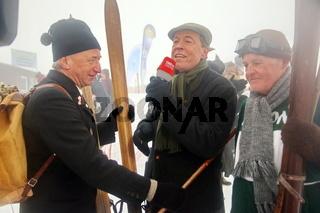 Feldberg - Jubiläum - 125 Jahre Skilauf im Schwarzwald