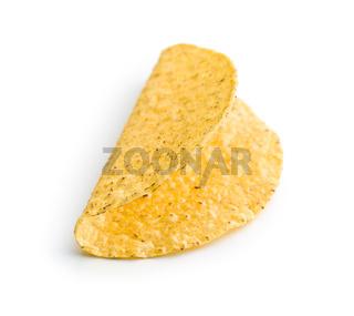 crispy taco shell