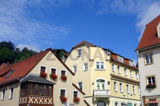 Stadt Wehlen in Sachsen
