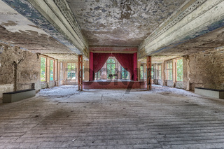 Grabowsee - a very impressive lost place nearby Berlin.