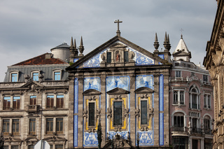Saint Anthony's Church Congregados in Porto