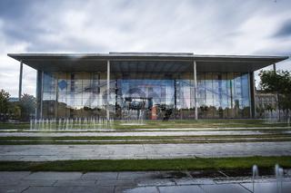 Germany,Deutschland,Berlin,Hauptstadt,Capital City, Paul Loebe Haus, Bundestag, Parliament,
