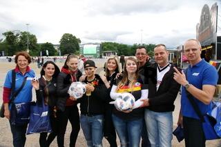 Public Viewing Freiburg  - Fussball EM 2016
