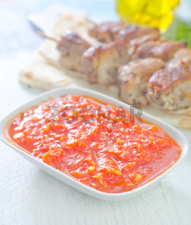 sauce for kebab