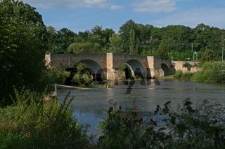 Brücke in Melsungen