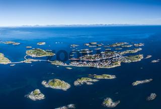 Aerial Norway