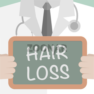 Medical Board Hair Loss