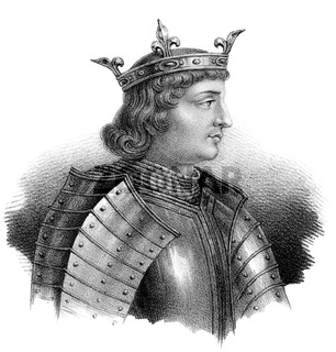 Charles IV the Fair, 1294-1328, King of France