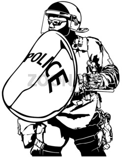 Police Heavy Armor