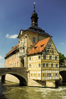 Altes Rathaus von Bamberg
