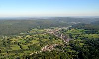 Frammersbach, district Main-Spessart