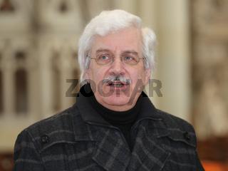 Giselher Quast Evangelischer Geistlicher Domprediger im Dom zu Magdeburg St. Mauritius und Katharina