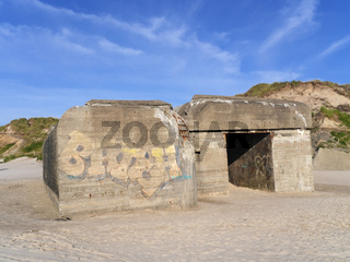 Bunker am Atlantikwall