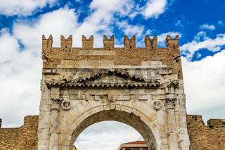 Roman Arch of Augustus