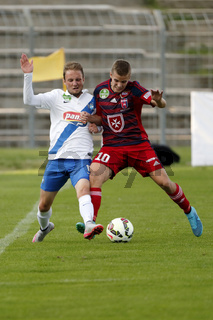 MTK vs. Videoton OTP Bank League football match
