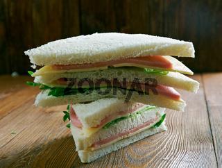 Tramezzino sandwich