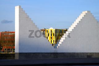 moderne architektur in bremen