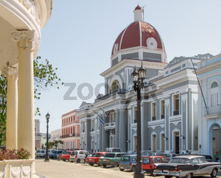 street scenery in Havana
