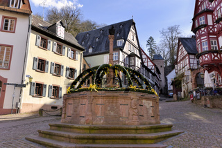Osterbrunnen Miltenberg
