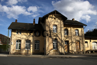 Bahnhof Lügde