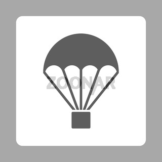 Parachute Rounded Square Button