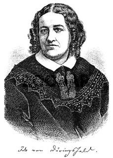 Ida Freifrau von Reinsberg-Düringsfeld, 1815-1876, a German writer