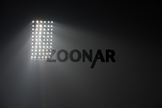 stadium lights