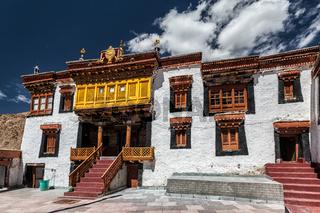 Likir monastery. Ladakh, India