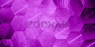 Purple combs