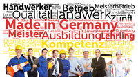 Ausbildung zum Meister made in Germany